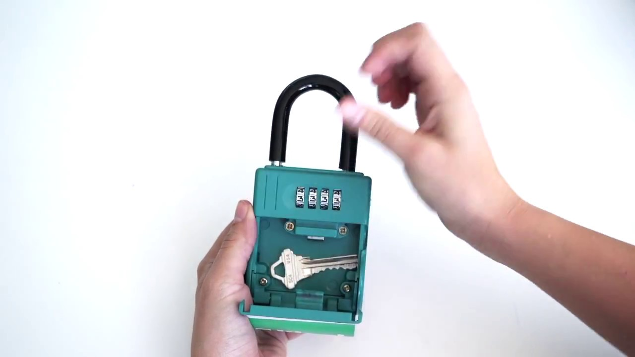 How to Use the New 4 Digit Wag! Lockbox