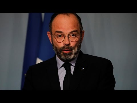 Coronavirus: 'The Fight Has Only Just Begun,' Says French PM