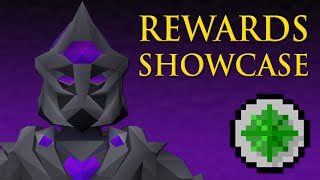 Old School Runescape - Achievement Diaries Rewards Showcase