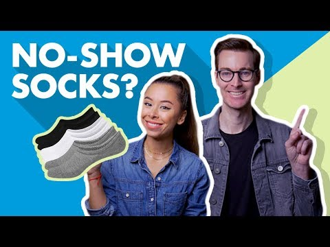 How and When Should Men Wear No-Show Socks?