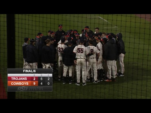 Oklahoma State Cowboy Baseball vs. Little Rock (Game 1)