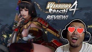 Sebelum Beli Warriors Orochi 4 Tonton Dulu! - Warriors Orochi 4 Review (Indonesia)