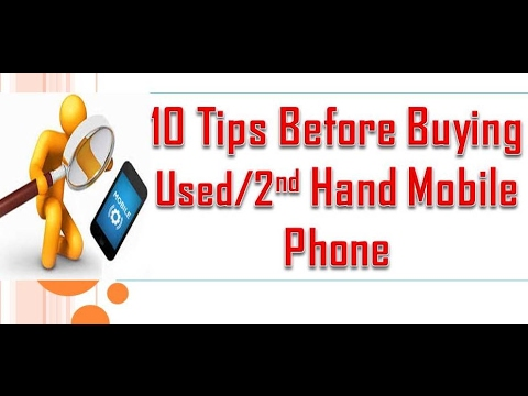 Top 10 secret tips before buying used second hand mobile phones youtube - Second hand mobel monchengladbach ...