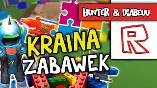 KRAINA ZABAWEK! - ROBLOX MINING SIMULATOR /w Diabeuu