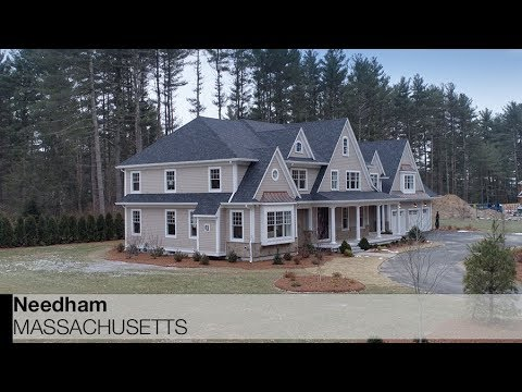video of 87 belle lane needham massachusetts real estate homes youtube. Black Bedroom Furniture Sets. Home Design Ideas