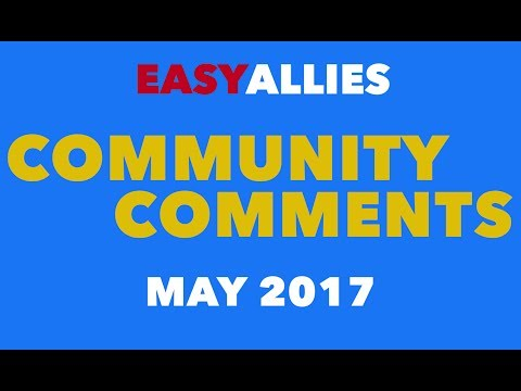 Community Comments - May 2017