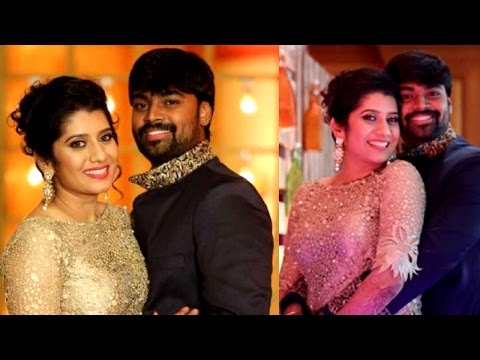Vijay Tv Priyanka Family Photos | Vijay TV Anchor Priyanka Deshpande Husband and Family Photos!!!