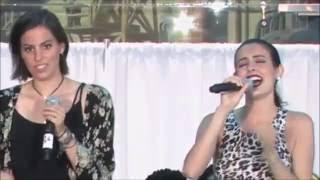 Lisa Cimorelli vs Original Singers (Demi Lovato, Ariana Grande, Miley Cyrus etc.) (HD)