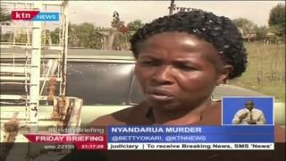Eight year old girl defiled and beheaded in Nyandarua County