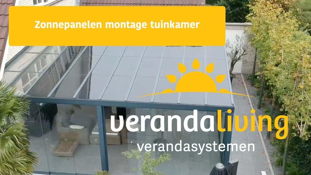 Magnifiek Profiline veranda met see through Zonnepanelen! - Verandaliving &WG47