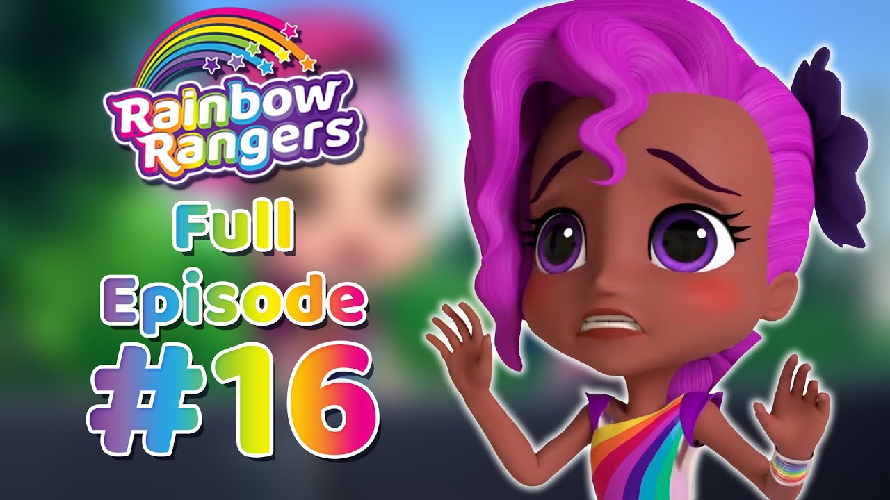 Rainbow Rangers Episode 16 | When Beetles Bark