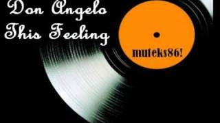 Don Angelo - This Feeling (Punaany Riddim)