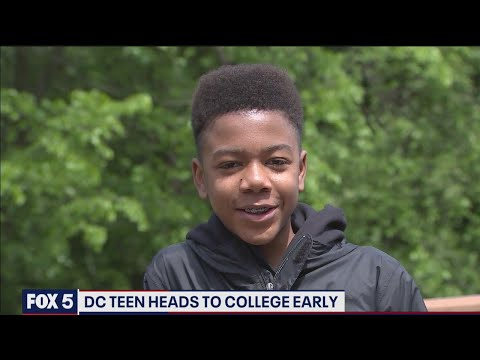 16-Year-Old D.C. College Student Chooses HBCU After Being Accepted to 14 Colleges, Including Harvard and Yale: 'I Want to Have the…Experience'