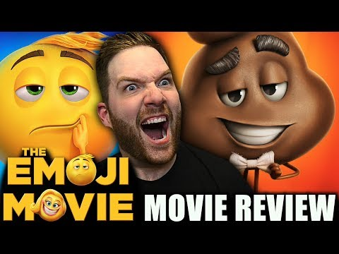 The Emoji Movie - Movie Review