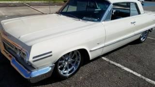 1963 Chevrolet Impala LS1 Swap Stock #6183 - Buy-A-Vette Atlanta, GA