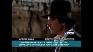 """Falleció Alfredo Alcón, un """"maestro"""" de actores"""
