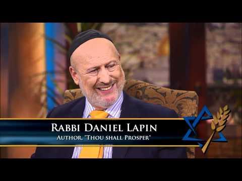 Buried treasure rabbi daniel lapin