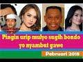 KH Anwar Zahid Februari 2018 ~ Pingin Urip Mulyo Sugih Bondo Yo Kerjo