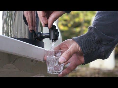 Etre 100% autonome en eau potable