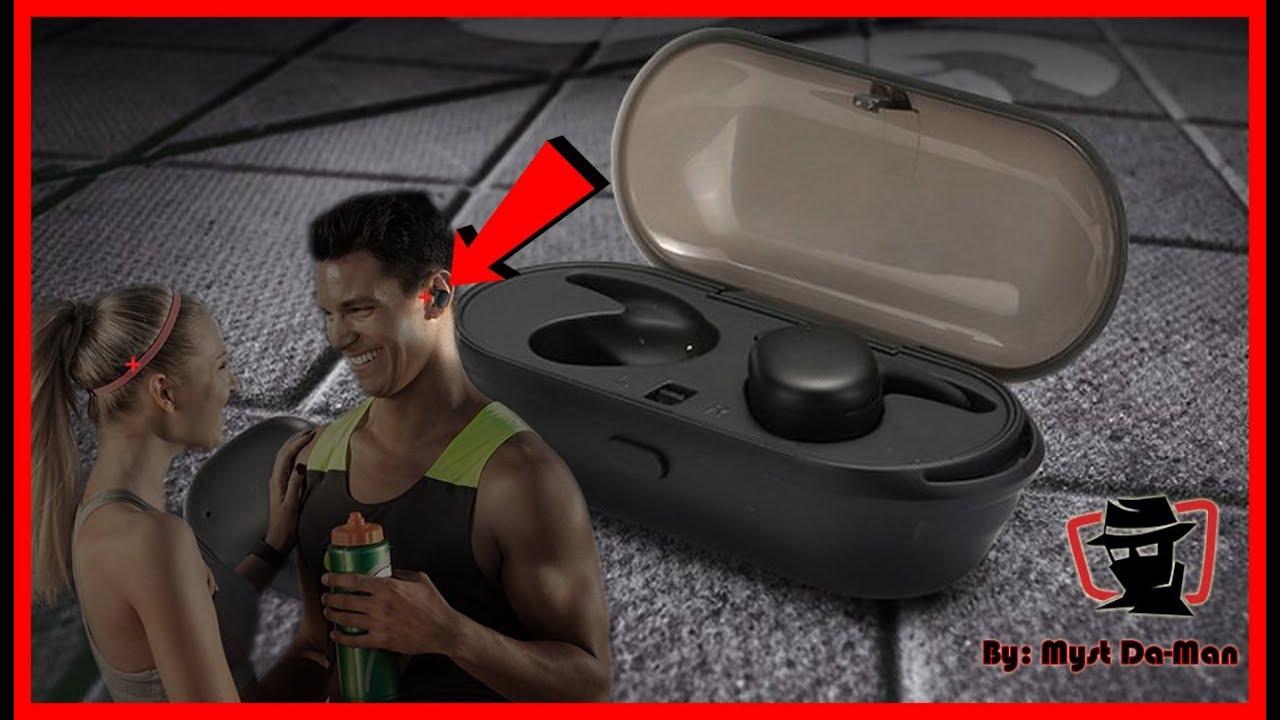 Best Truly Wireless Stereo Earbuds For 40$ By Touch Two