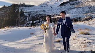 【Vlog】Frank & Penny Pre-wedding | Mt. Rainier DAY-2