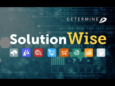 Determine SolutionWise Episode 1 |  Determine Cloud Platform: Material Design - User Interface