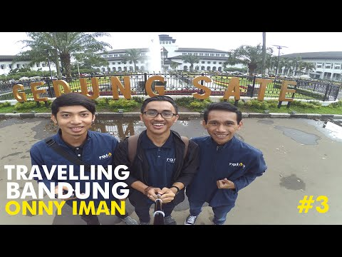 Goes to Bandung | Travelling #3