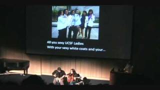 ladies of the pharmacy world ucsf skit night 2009 a flight of the conchords cover