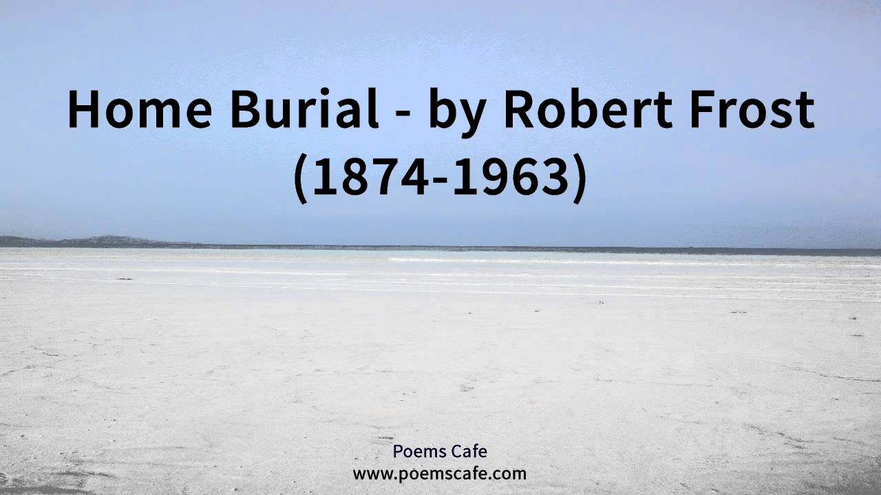 Critical summary of Robert Frosts' poem