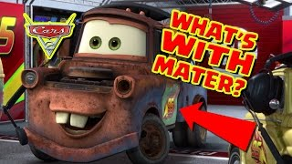 CARS 2, everything Disney thought you missed