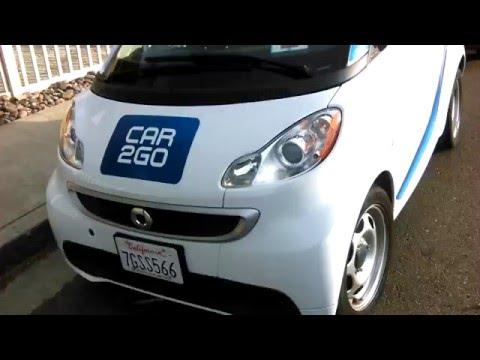 Car2go- My space car I use