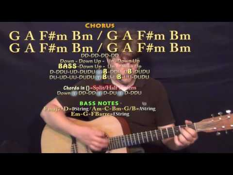 Gone Tomorrow, Here Today (Keith Urban) Guitar Lesson Chord Chart ...