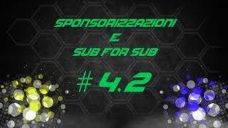 LIVE #4.2- sponsorizzazioni e Sub for Sub