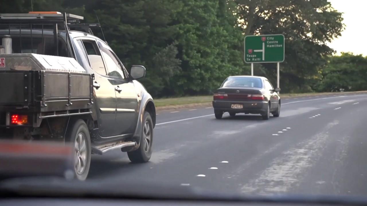 Дорога по Европе. Смотрим, отгадываем необычные машины.