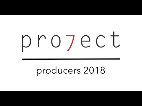 Pro7ect Producers 2018