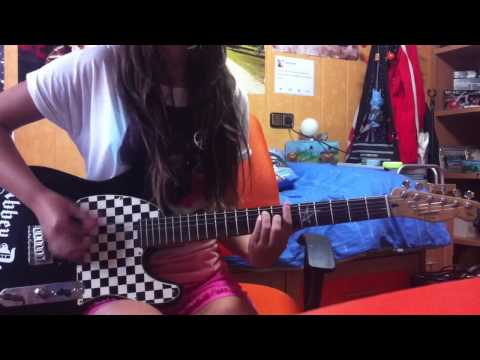 Roar - Guitar Cover - Katy Perry