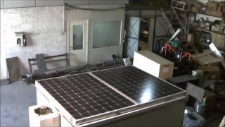 SAHAR Solar Powered Cold Room