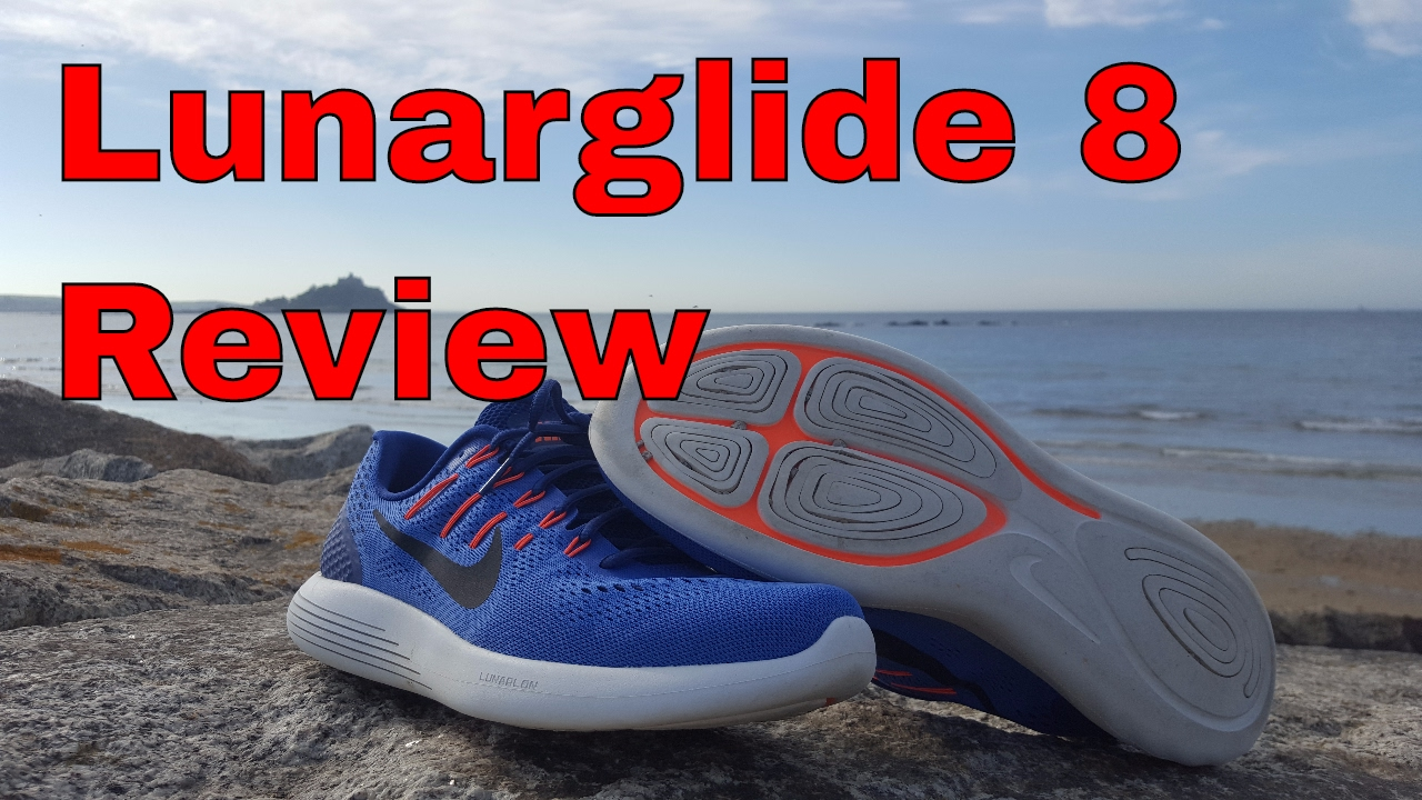 6ded2c7ee3dd2 Nike Lunarglide 8 Review Running Trainers - YouTube