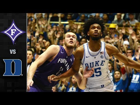 Duke vs Furman Basketball Highlights (2017)
