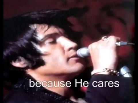 Elvis Presley - He Knows Just What I Need  - with lyrics