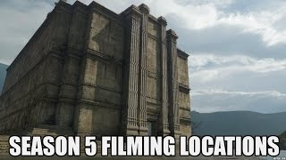 GAME OF THRONES SEASON 5 FILMING LOCATIONS - SPLIT | CROATIA