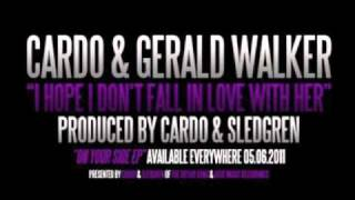 Watch Gerald Walker I Hope I Dont Fall In Love With Her video