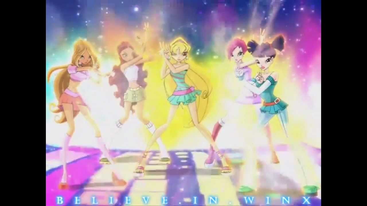 How to become Winx with transformation