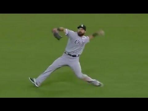 MLB Best Throws of the Season 2016