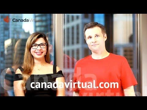 CANADA VIRTUAL está chegando...