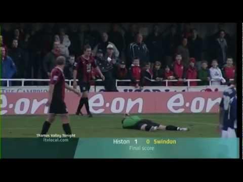 2008-11-08 Histon vs Swindon Town