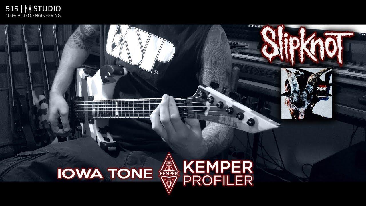 Kemper Profiling Amp - 10 Hi-Gain Amp Profile for Metal Tone - Link