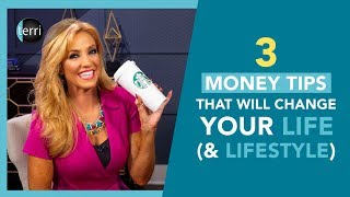 3 Money Tips That Will Change Your Life (& Lifestyle)