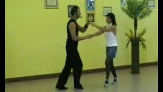 """20 Moves/Figures of Salsa with Names - """"Cumbia"""""""
