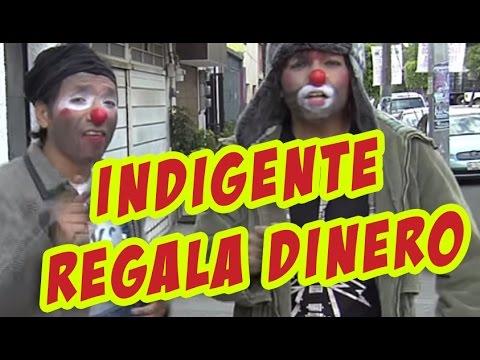 LOS DESTRAMPADOS  / VAGABUNDO REGALA DINERO / EXPERIMENTO SOCIAL / MEJORES BROMAS